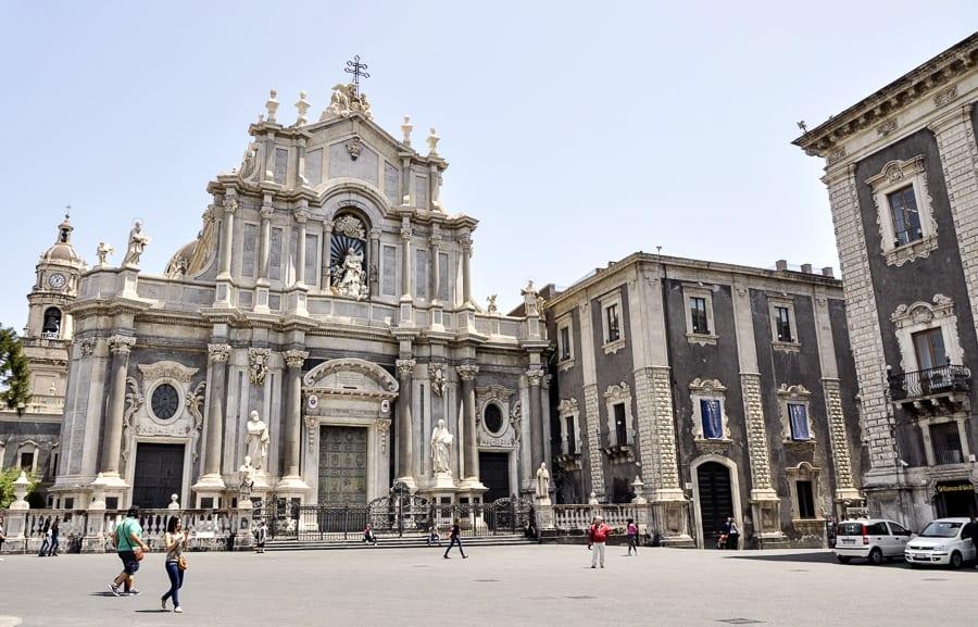 Catania-catheral-Sicily