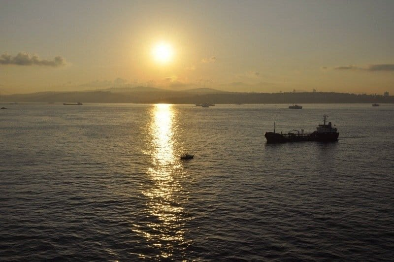 Bosphorus Sunrise