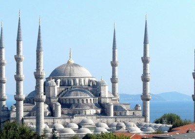 Istanbul and the Beauty of the Blue Mosque