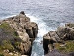 The Gully at The Minack Theatre, Cornwall