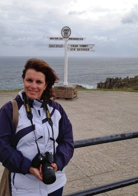 Signpost at Land's End