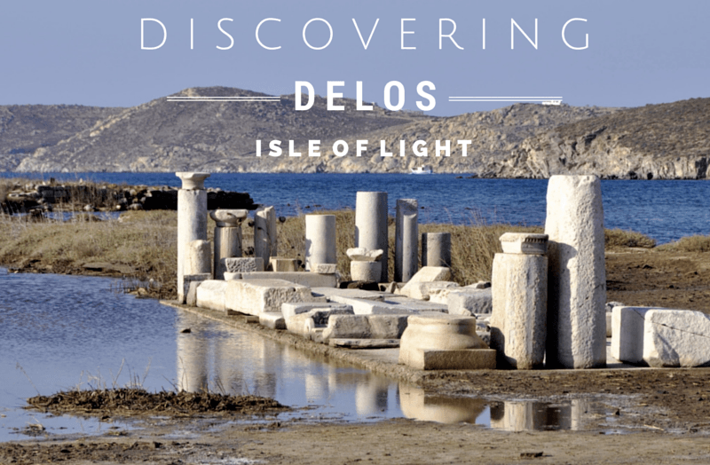 Discovering Delos - Isle of Light