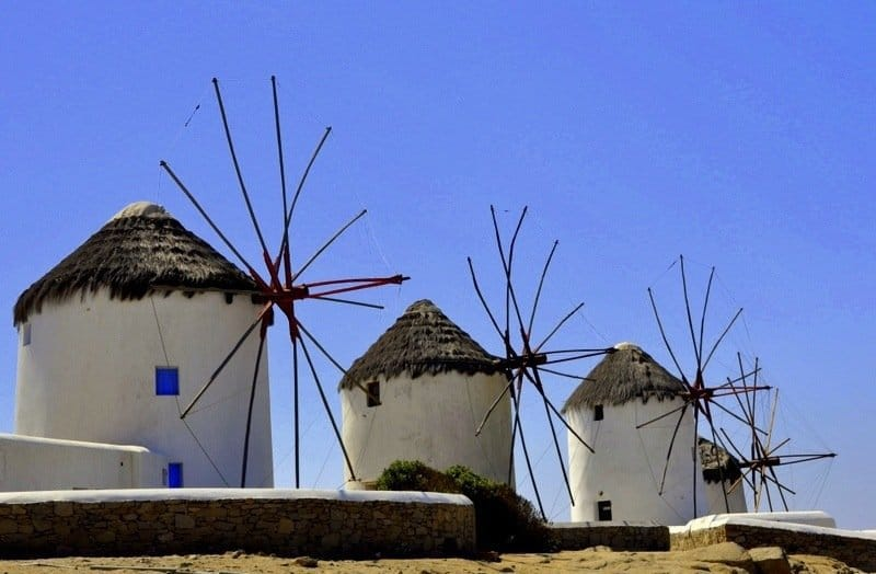 Memories of Mykonos