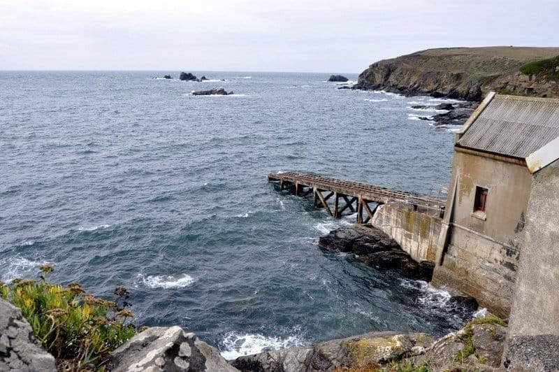 Polpeor Lifeboat Station, Cornwall