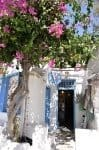 Pretty shops in Mykonos