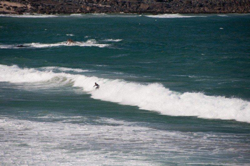 Surfing, Porthmeor Beach, Cornwall