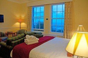 Tregenna Castle West Wing Sea view Room