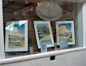 Whistlefish Gallery, St Ives