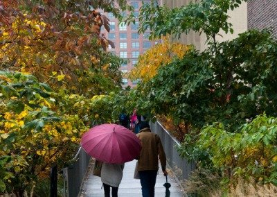 New York City – Walking the High Line