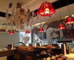 The Interior UNI Restaurant, London