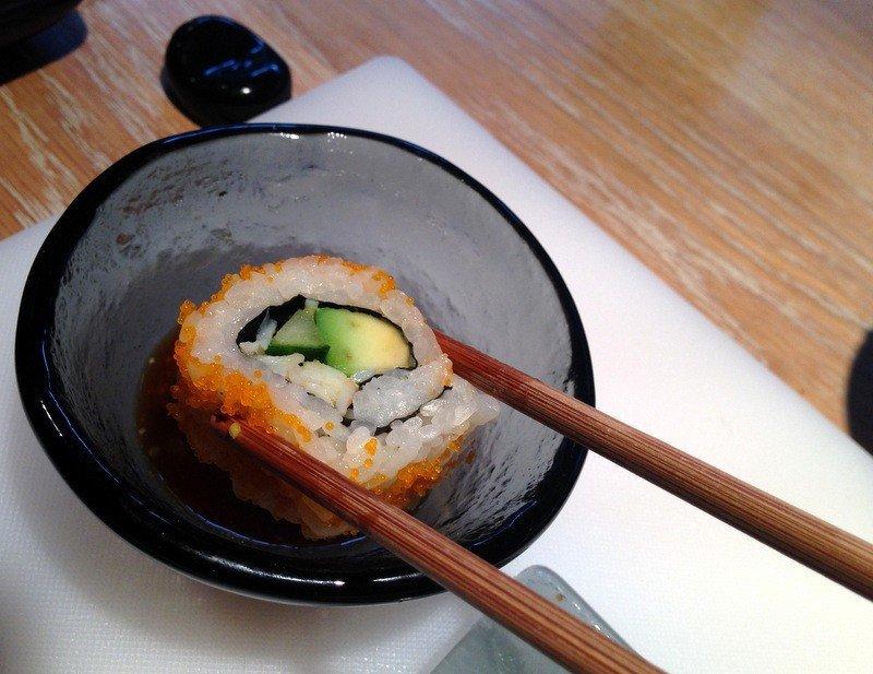UNI Restaurant – Sushi, Ceviche and Pisco Sours