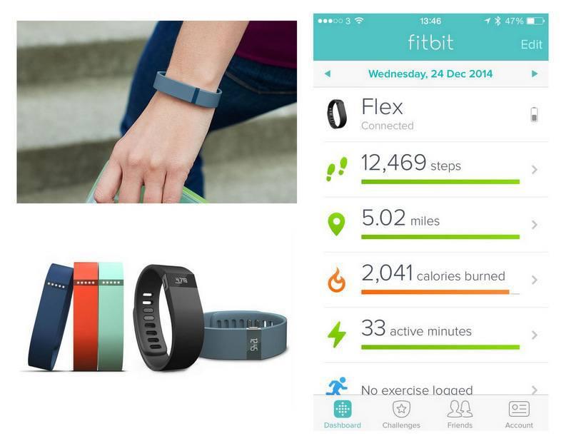 The Fitbit Flex