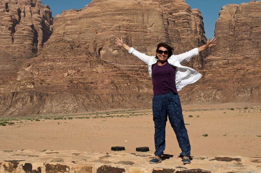Wadi Rum, Jordan