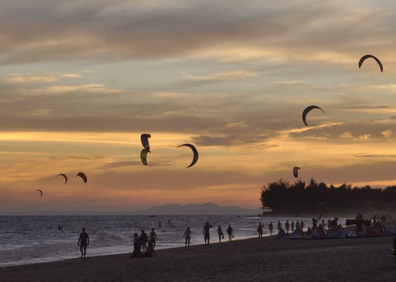 Mui Ne Beach Sunset