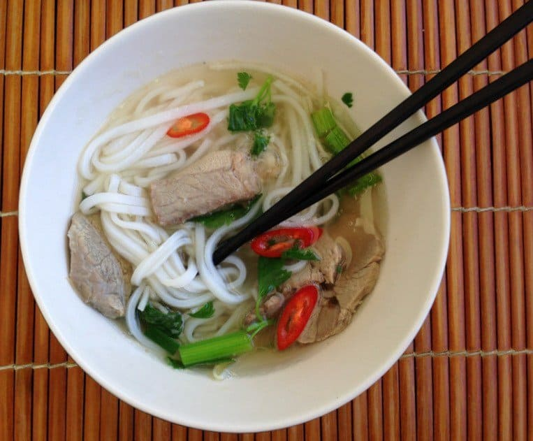 Vietnam - Food, Flavour and Phở | The Travelbunny