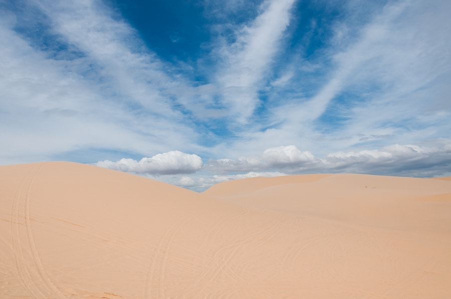 The White Dunes