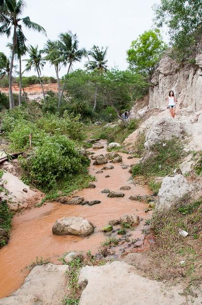 Fairy Stream, Vietnam