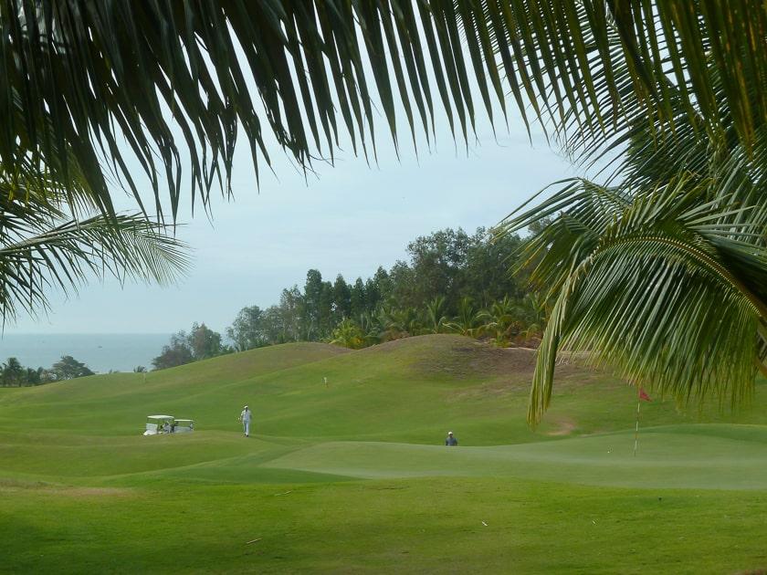 Sea Links Golf Course, Mui Ne, Vietnam