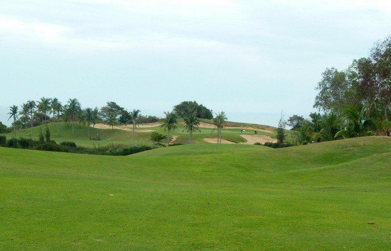 Golf-fairway