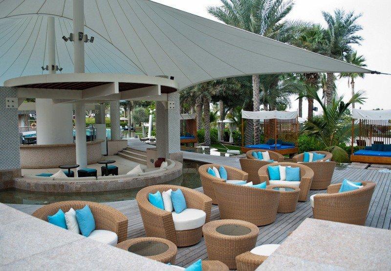 La Baie Lounge, Ritz Carlton Dubaii