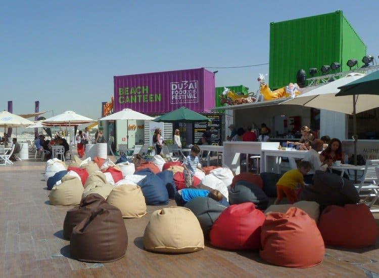 Beach Canteen Dubai