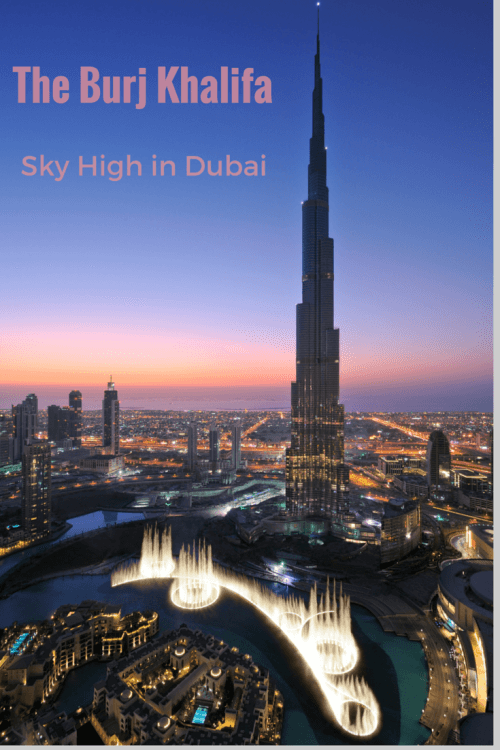 Burj Khalifa Dusk
