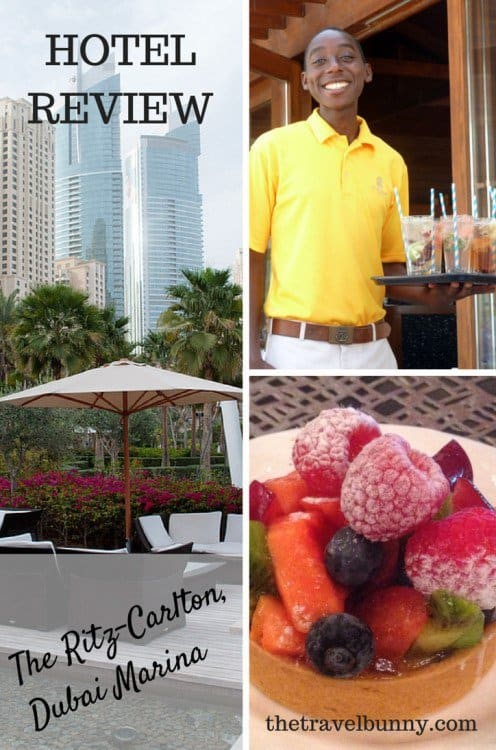 The Ritz-Carlton, Dubai Marina