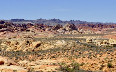 Beyond Vegas: A Visit to the Valley of Fire