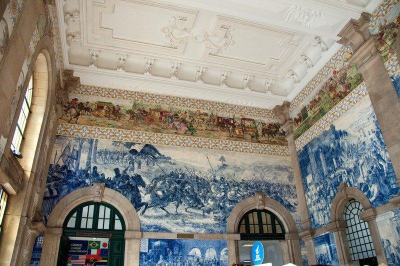 São Bento Station Porto