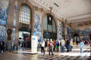 São Bento Station Lobby