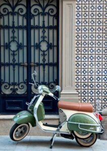 green-star-scooter