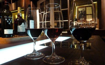 A Visit to Graham's Port Cellar, Porto