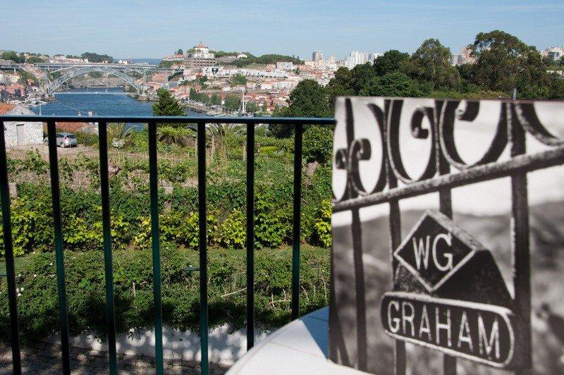 Graham's Port Wine Cellars, Porto