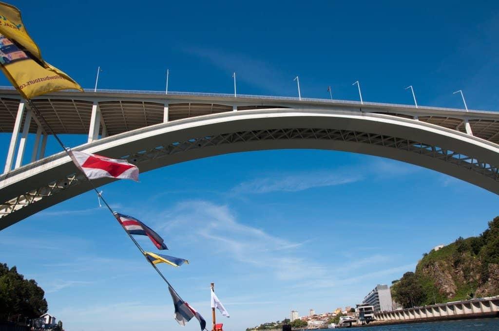Arrabida Bridge, Porto
