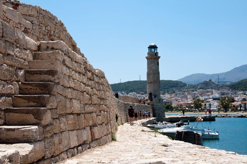 The Lighthouse, Rethymno, Crete