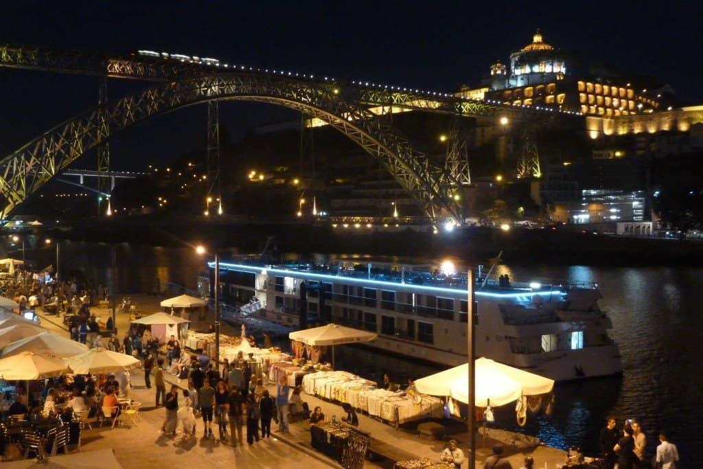 Dom Luis 1 Bridge, Porto