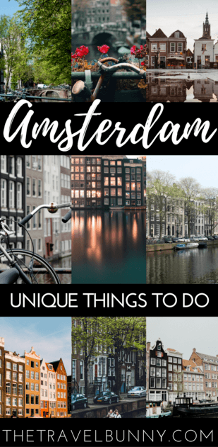 Amsterdam montage