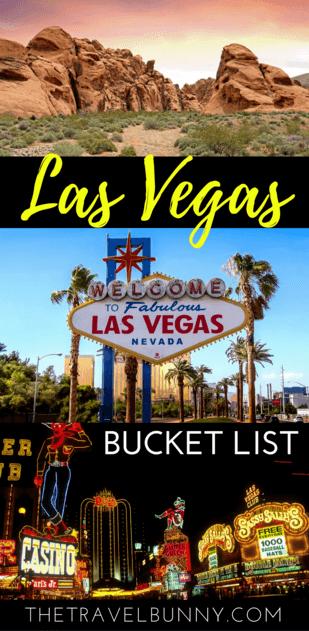 Top Ten Vegas Must Dos Besides Gambling