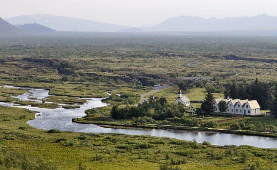 Þingvellir (Thingvellir) National Park