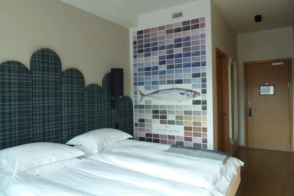 Icelandair Reykjavik Marina Hotel Twin Room