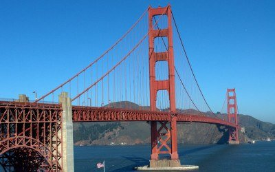 San Francisco – Biking the Golden Gate Bridge
