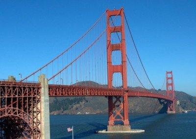 San Francisco – Biking the Golden Gate Bridge