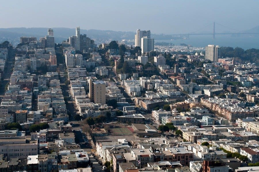 San Francisco Highs at Coit Tower