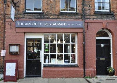Autumn Tasting Menu at The Ambrette, Rye