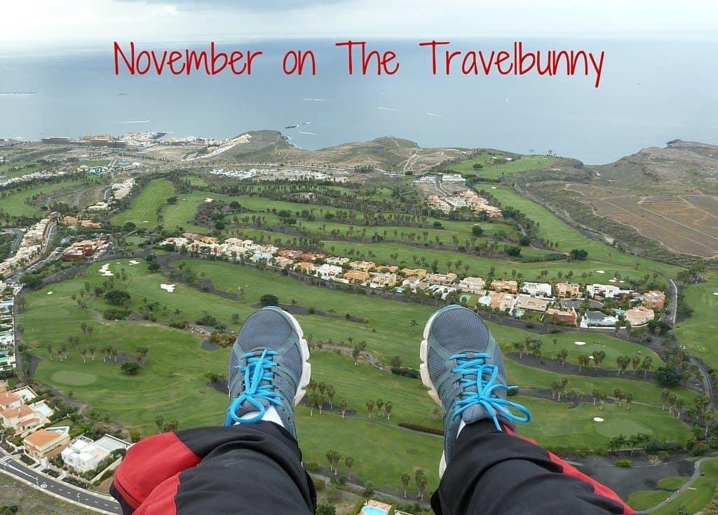 November on The Travelbunny