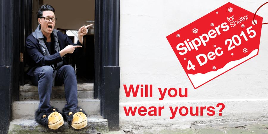Slippers for Shelter