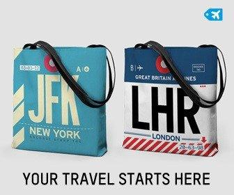 airportag-jfk-lhr-tote-bag