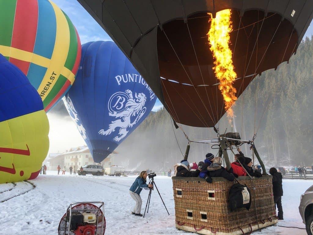 Filzmoos Balloon Festival