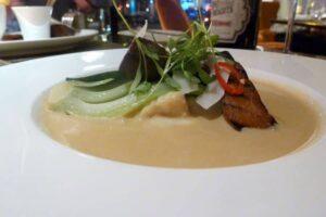 Monkfish Main Course, Indigo, One Aldwych