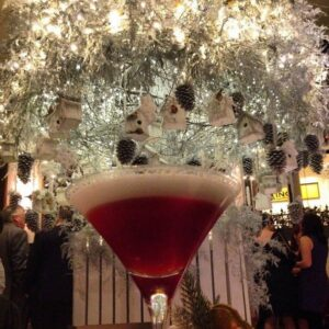 Winter Wonderland Cocktail One Aldwych
